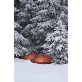 Nordisk Telemark 2 Light Weight Tenda, burnt red